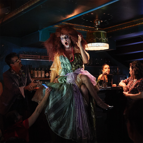 Cabaret Madame Arthur