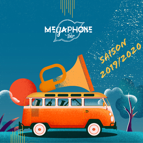 Megaphone Tour 2019-2020